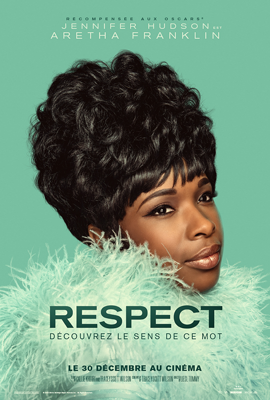 Respect, biopic musical sur la vie d'Aretha Franklin